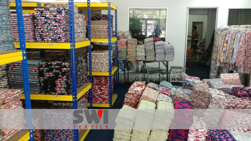 Borong Kain Cotton