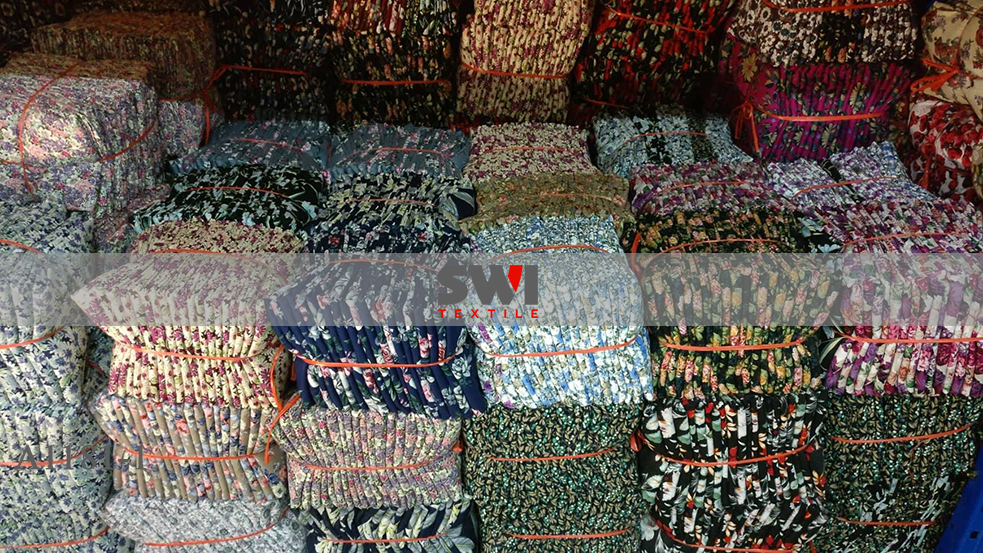 Pemborong Kain Cotton Murah Cantik Berkualiti